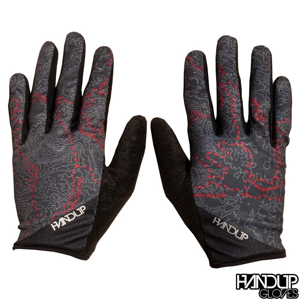 Handup Pis GA H Trail Map Gloves