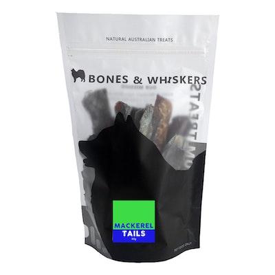 Bones & Whiskers Mackerel Tails 80g