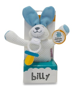 bibipals Blue Bunny BREATHABLE- BILLY