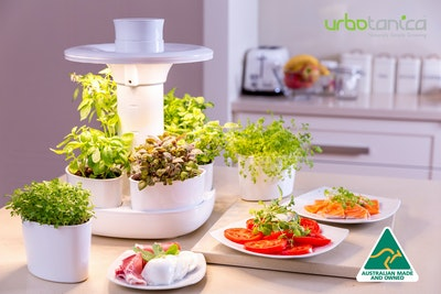 Urbotanica UrbiPod - Australia's smartest indoor garden