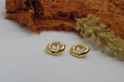 Continente Dorado Nariguera Tairona Earrings