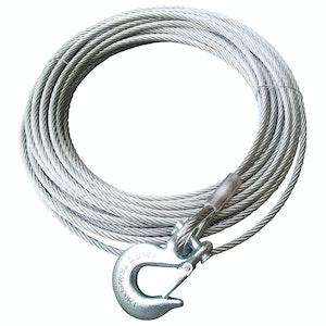 Runva Steel Cable 9.2MM x 26.5M