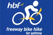 Freeway Bike Hike for Asthma – 20th March 2011