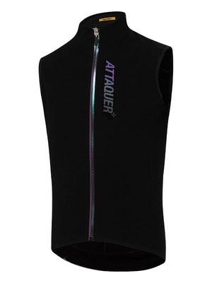 Attaquer Race Ultra+ Gilet Black