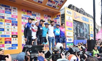 Los Ciclistas Colombianos que Verás en los Eventos WorldTour 2019