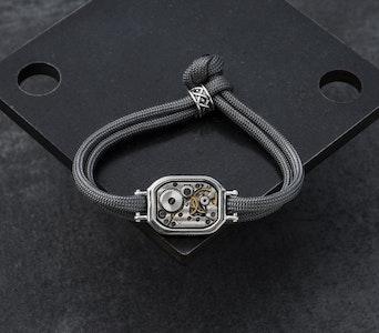 AHW Studio - 'Admiral Sterling' Bracelet
