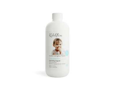 KidsBliss Laundry Liquid - Fragrance Free 500ml