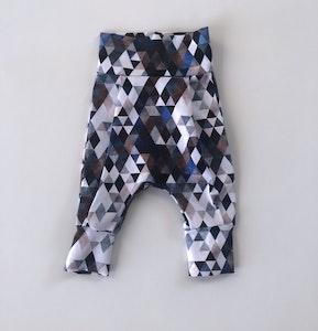 Triangle Harem Pants