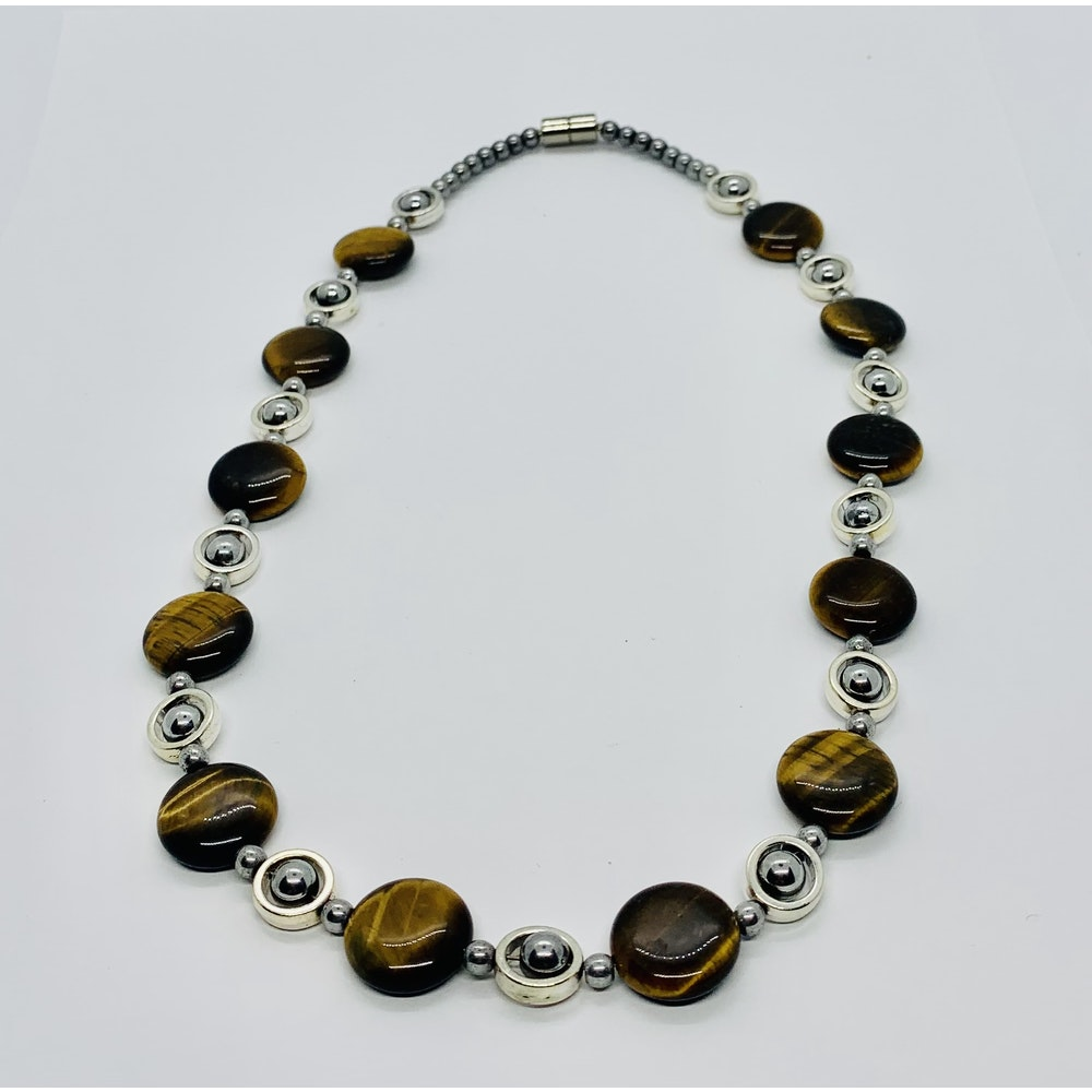 Fayre Maiden Tigers Eye Necklace