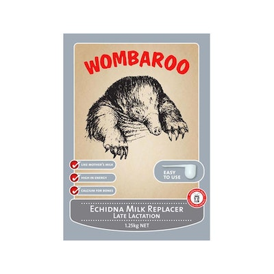 Wombaroo Echidna Milk Replacer Late Lactation 1.25kg