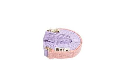 Bayu Dog Leash - Laillac Violet