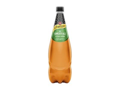 Schweppes Ginger Ale 1.1L