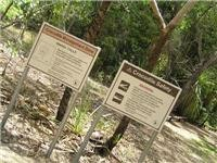 Wangi Falls Litchfield Nat Park NT Croc signs