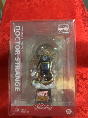 Doctor Strange D-Stage Diorama D Select Marvel Comics Collectables - New in Box