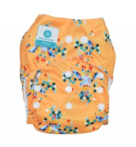 *Snap Bare Essentials One Size Fits Most Nappy - Jeffrey