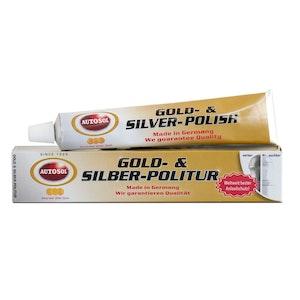 Gold & Silver Polish 75ml