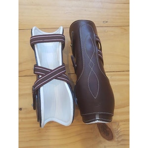 Maxwell Leather Tendon Boots