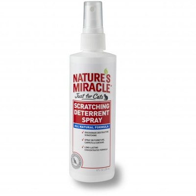 Natures Miracle JFC Scratch Deterrent Spray 236ML