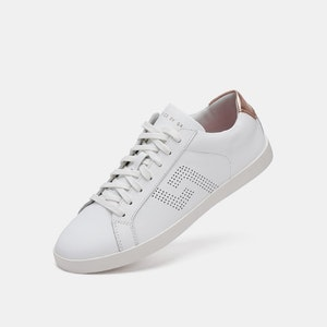 ROLLIE PRIME SNEAKER - White/Rose Gold