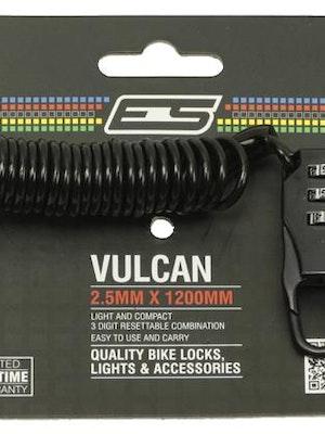 ES Accessories Vulcan Combo Lock 2.5x1200mm