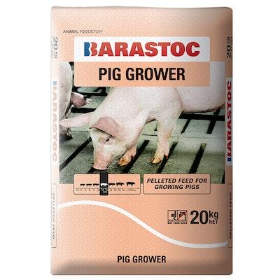 Barastoc Pig Grower Maintenance Feed Pellets 20kg