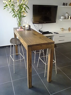 Recycled Timber Bar Table Bar Table For Sale In Murrumbeena