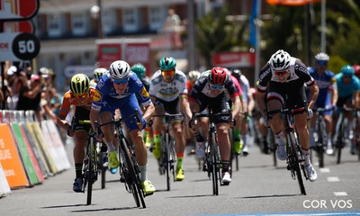 Tour Down Under Stage Three Race Recap