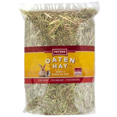 Peters Premium Quality Oaten Hay Rabbit & Guinea Pig Food - 2 Sizes