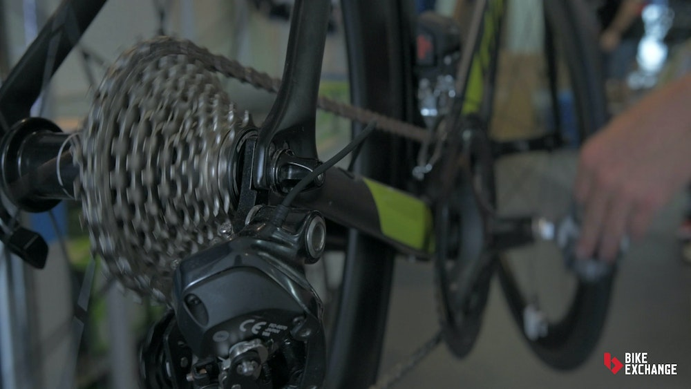 shimano synchro shifting settings explained groupset