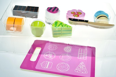 Tooky Toy CUTTING SET-AFTERNOON TEA