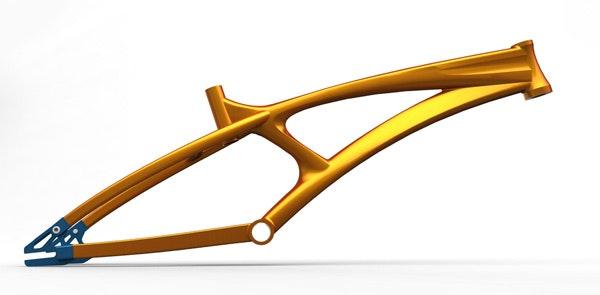 bmx bike frames