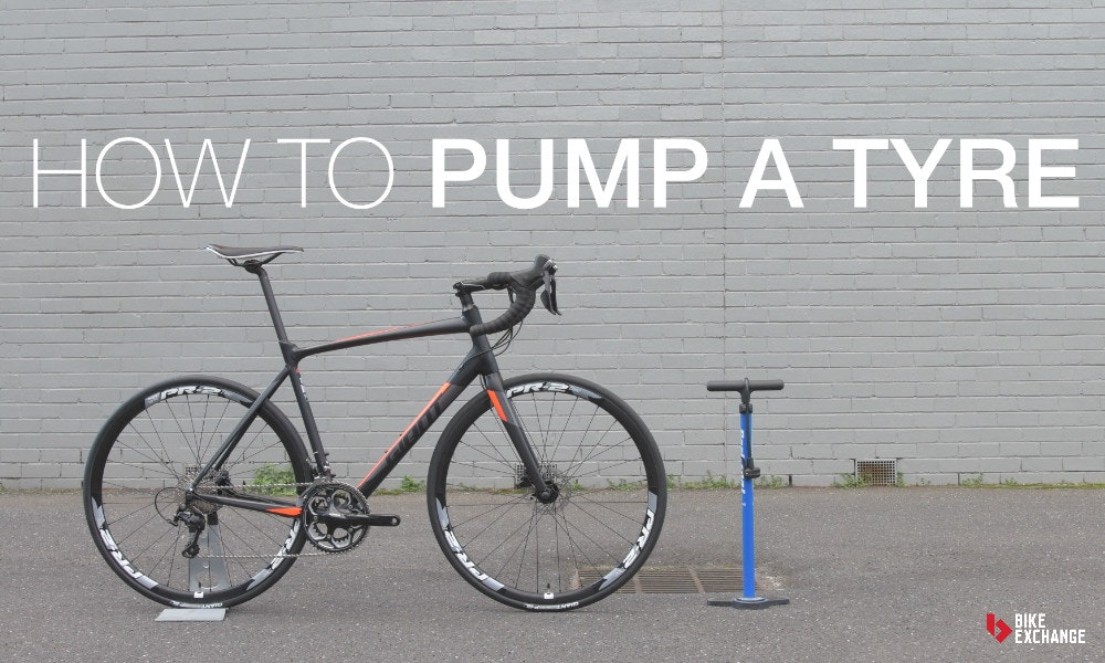 How To Pump Up A Bike Tyre Bikeexchange Australia Blog