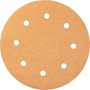 Smirdex Velcro Discs 200mm  8 Hole - Pack of 50