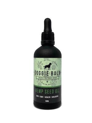 The Doggie Balm Co Hemp Seed Oil for Dogs (100ml)