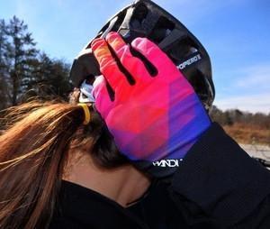 Handup Prizm Pink/Red Glove