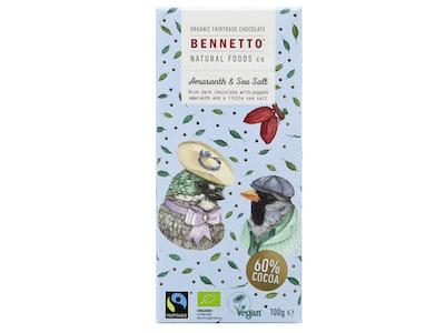 Benetto Amaranth & Sea Salt - 100g