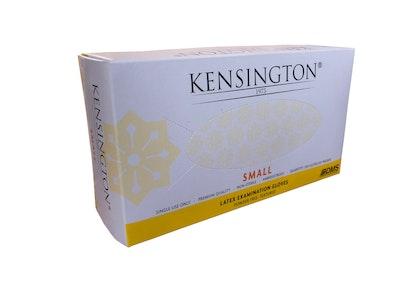 Kensington1975 Latex Gloves Powder Free Kensington