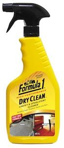 Formula 1 Dry Clean Foaming Carpet Cleaner 592ml
