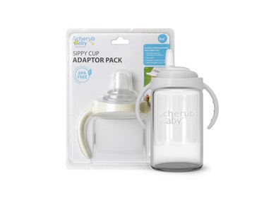 Wide-neck Sippy Cup Adaptor Pack