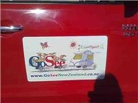 GoSeeNewZealand Travel Smart Club logo