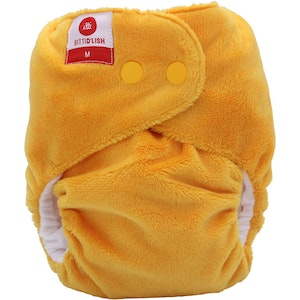 All In One Nappy: Saffron