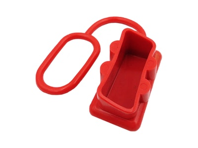 50 Amp Anderson Plug Dust Cover Red x 1