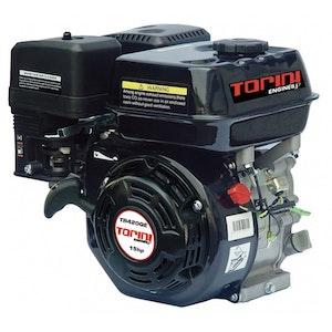 Petrol Engine 15Hp 4 Stroke Industrial Torini Electric Start TR420QE
