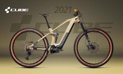 Cube Bikes 2021: Das sind die Neuheiten