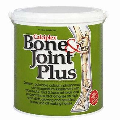 International Animal Health Iah Calciplex Bone & Joint Plus Supplement for Horses - 2 Sizes