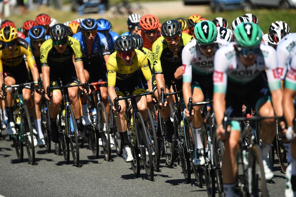 Wout van Aert Conquista el Sprint Nuevamente- Etapa 7 del Tour de Francia