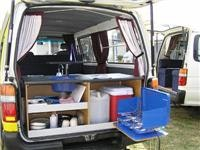 Campervans have  a big following in New Zealand