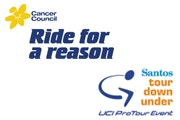 Ride for a Reason against cancer