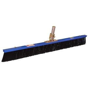 Concrete Finishing Broom 900mm Brush Finish Concrete Soft Bristle BF9SOFT