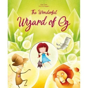 Sassi Junior Sassi - The Wonderful Wizard of Oz - Die Cut